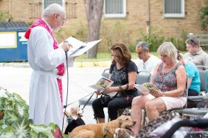 Blessing of the Animals 2021 Featured Image