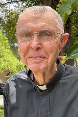Priest In Residence Headshot