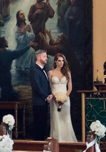 Corey Allen and Stephanie Queen marry at OLPH 08022020