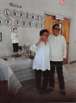 Gerardo and Gloria Biaquis