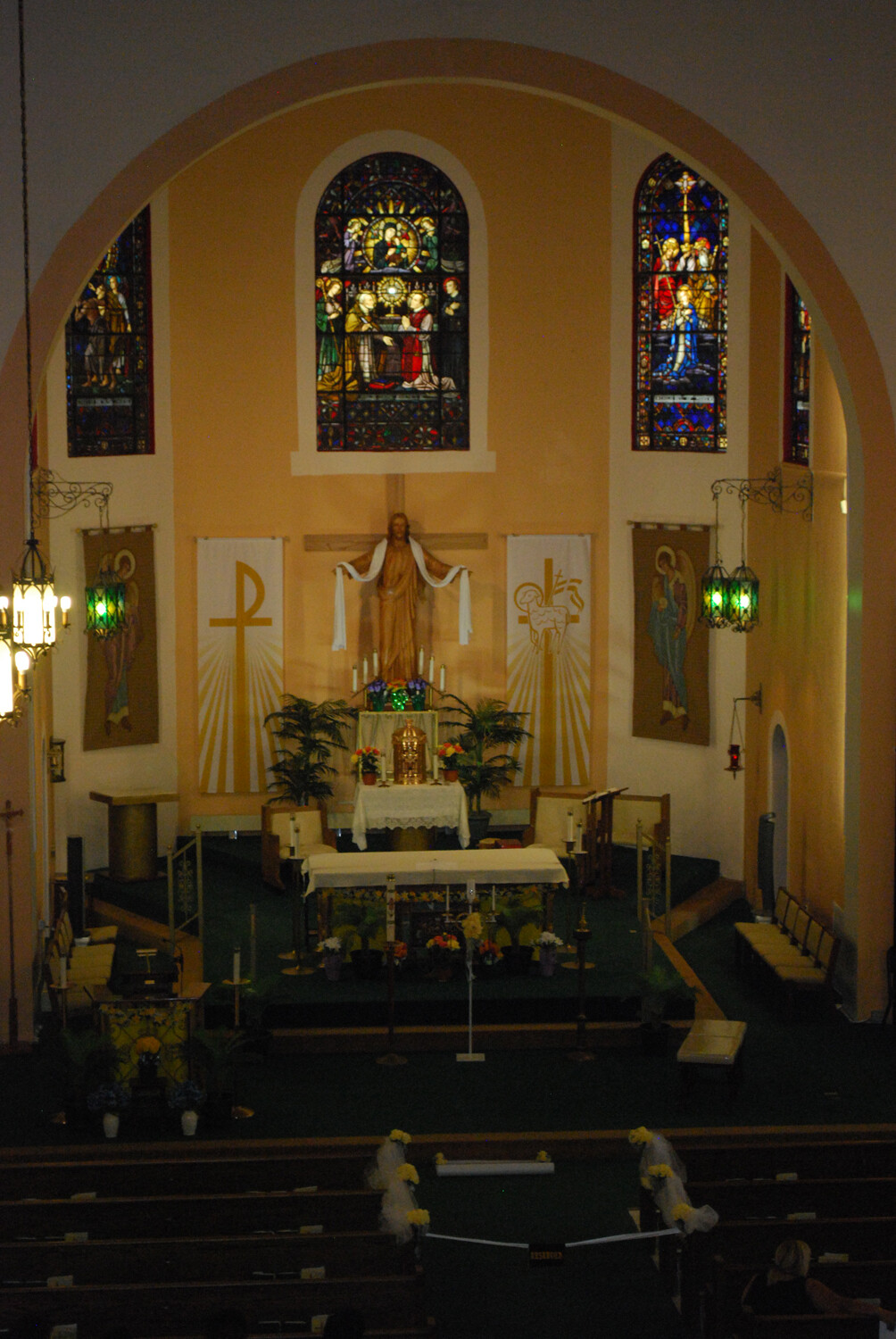 OLPH-altar-from-choir-loft