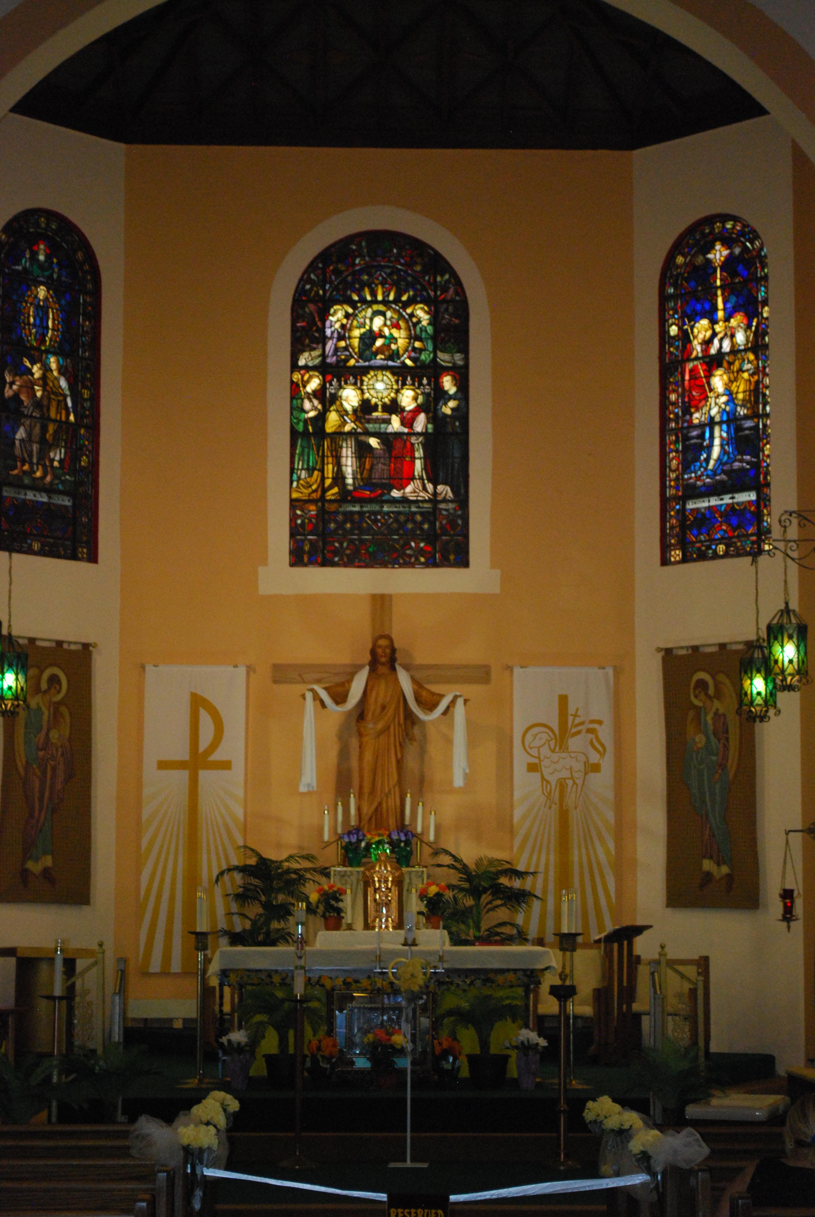 OLPH altar