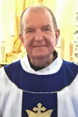 Rev. Paul F. Morrissey, S.M. Thumbnail