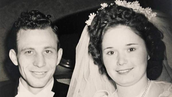 Perricone Wedding, 1947
