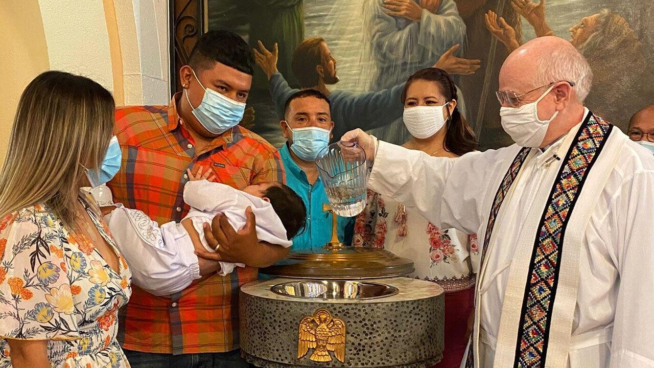 OLPH Baptism