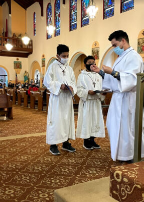 OLPH Consecration on the Feast of the Holy Family 2020 2