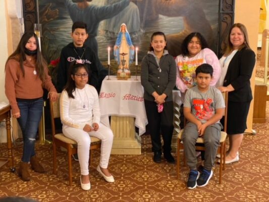OLPH Consecration on the Feast of the Holy Family 2020