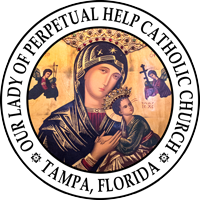 Our Lady of Perpetual Help Logo