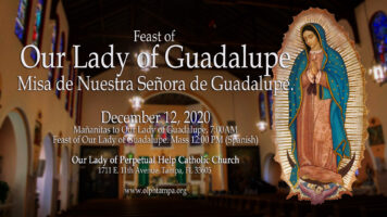 Feast of Our Lady of Guadalupe 2020 Featured Image
