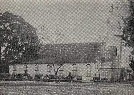 "OLPH history: ""The Old Church"", Our Lady of Mercy (Feb. 20, 1891 - Jan. 26, 1937"