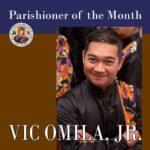 Parishioner of the Month: Vic Omila, Jr. Thumbnail