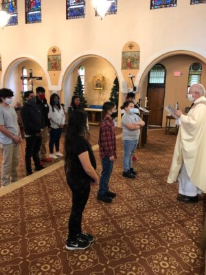Rite of Acceptance into the Order of Catechumens 2020