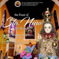 Feast of Sto. Nino del Mundo 2020 Featured Image